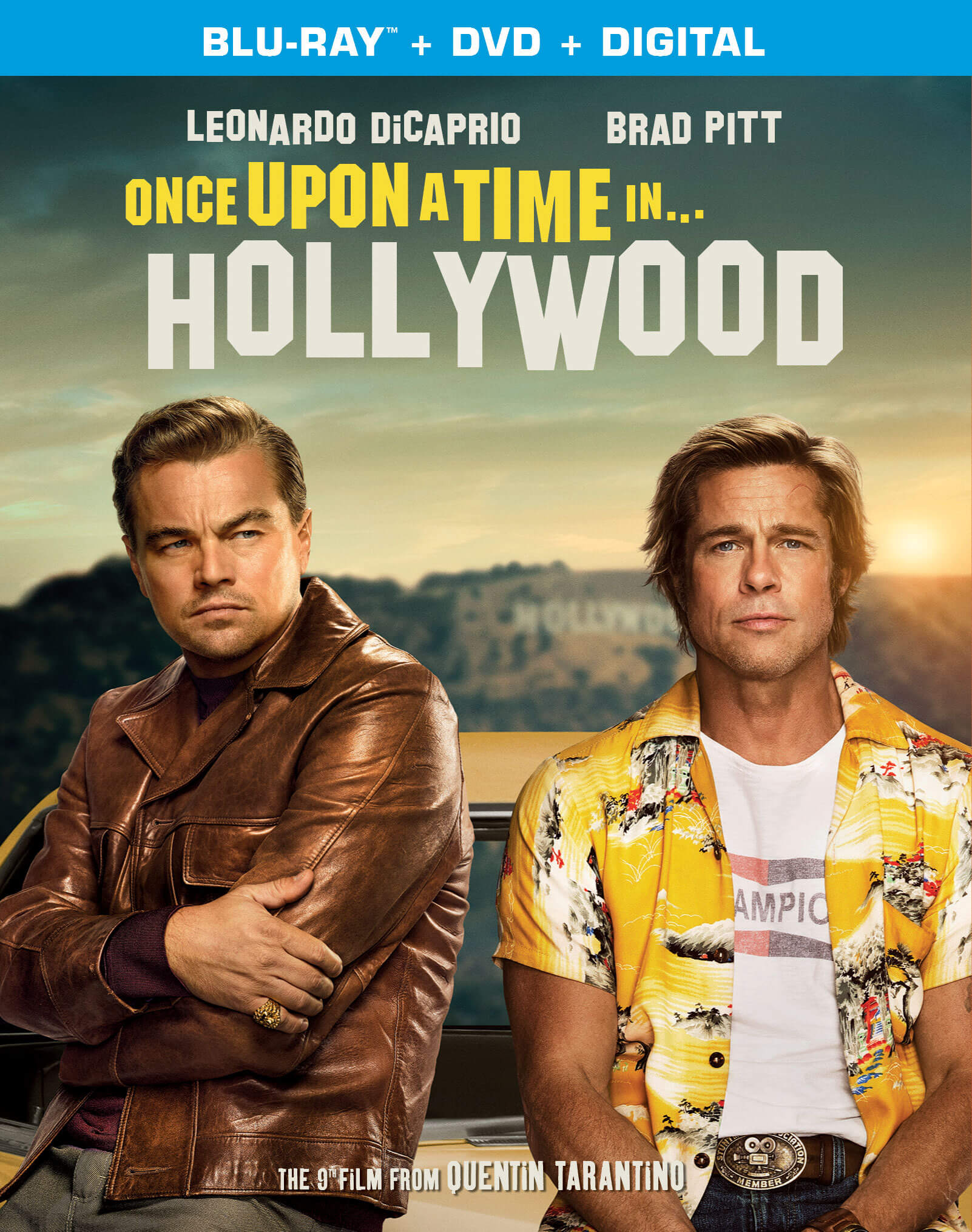 #4 Once Upon A Time... In Hollywood (2019)