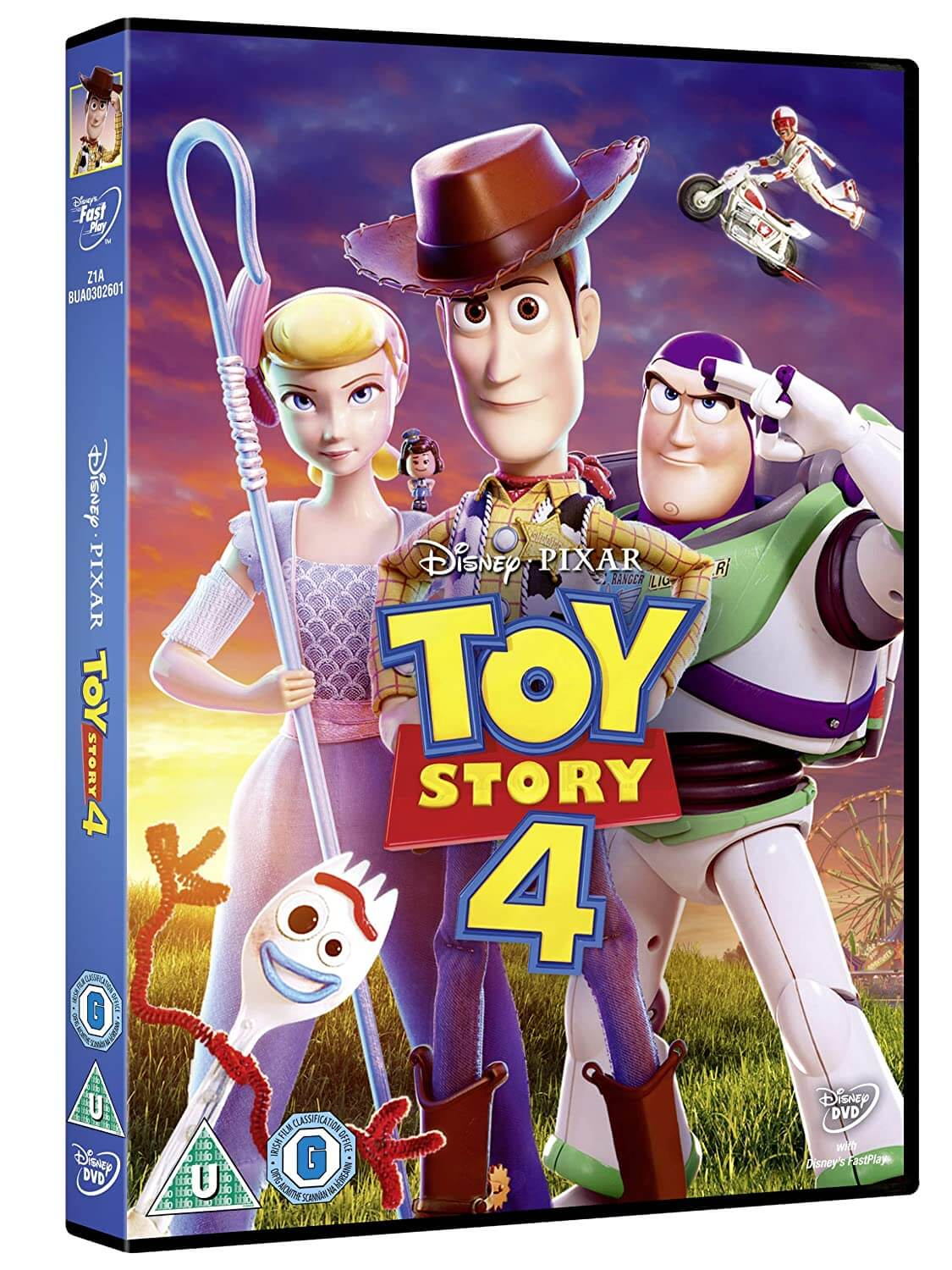 #6 Toy Story 4 (2019)