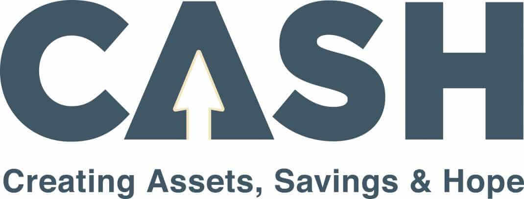 Creating Assets, Savings & Hope CASH Logo