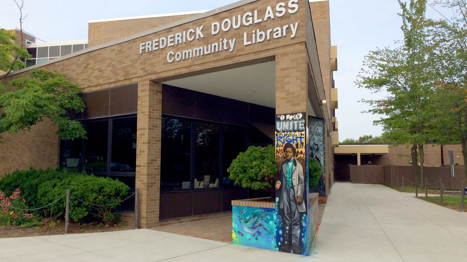 Frederick Douglass Community Library